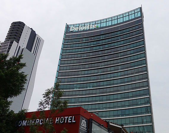 60 Station Street Parramatta Deloitte Building